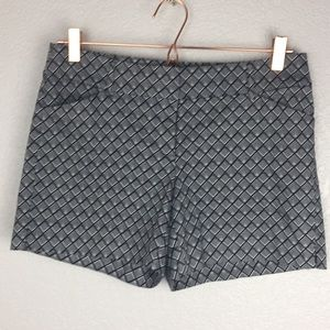 Black House White Market Diamond Shorts 4